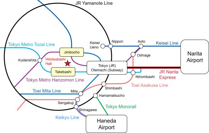 Tokyo Subway Map Keikyu Asakusa Mita.Travel Information Iwaenc 2018